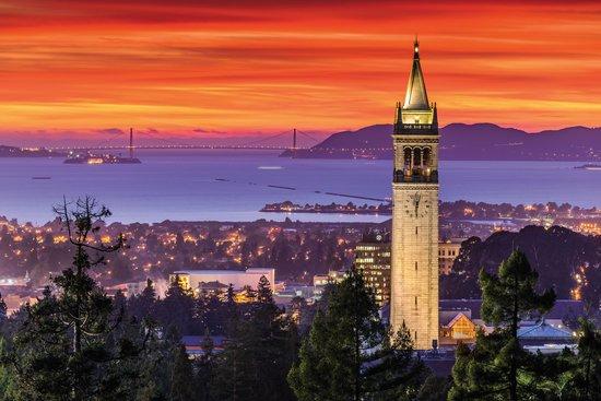 college town california