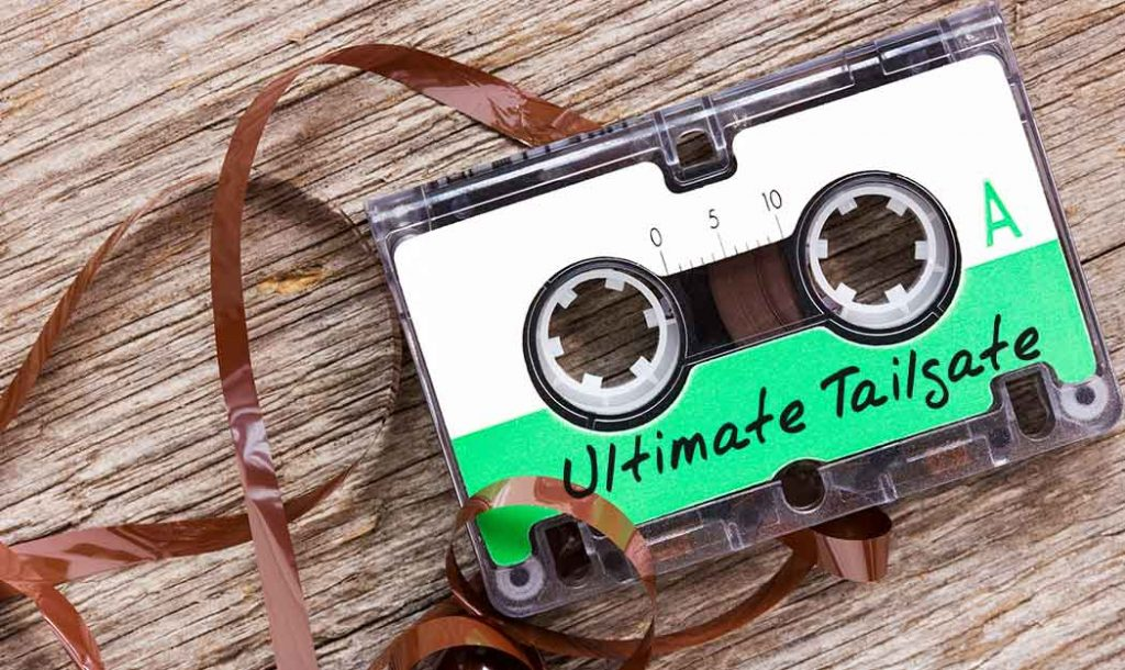 virtual tailgate playlist