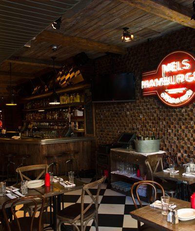 Mels burger bar