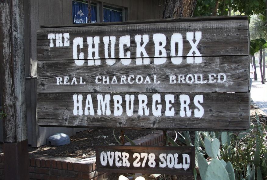 The Chuckbox