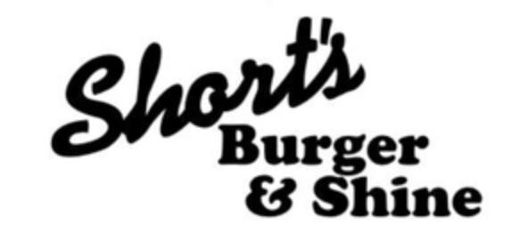 Short's Burger & Shine Logo
